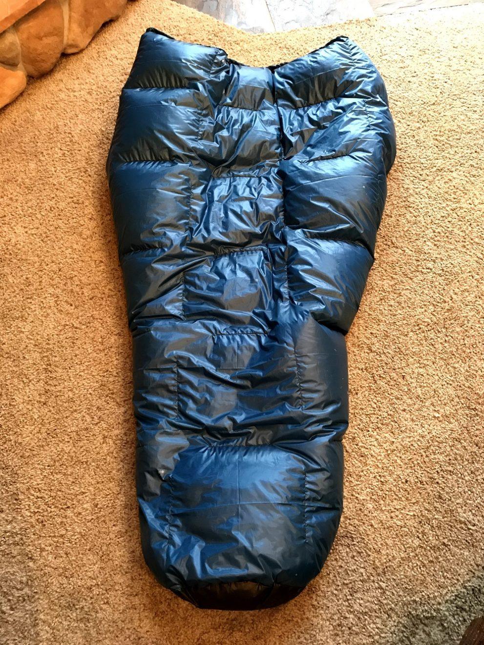 Ryan's Dark Blue Quilt