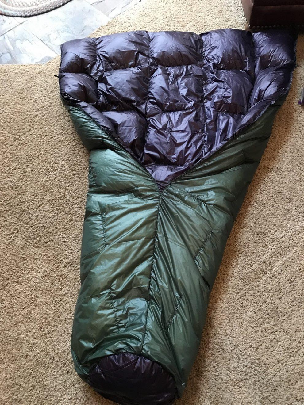Ryan's Dark Green Quilt